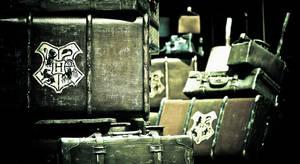 Hogwarts Express by MuuseDesign