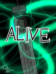 Alive |Comic Cover by do-you-even-DORK