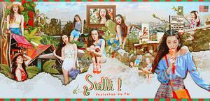 Sulli by Siguo