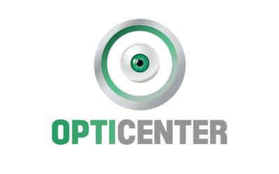 Logotipo Opticenter | Myrdesign by Myrdesign