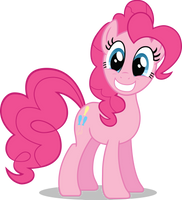 Pinkie Pie 1 by Felix-KoT