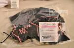 For Sale 002 VOLKS BLACK CHIFFON DRESS SD16 GIRL by fransyung