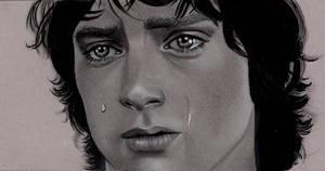 Frodo Baggins by PamelaKaye