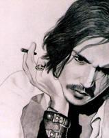 Johnny Depp 2 by PamelaKaye