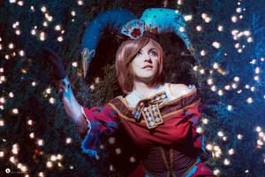 Hanayo Koizumi (Magician set) [Love Live] by kokoammm