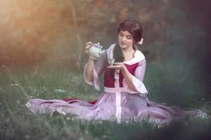 Belle (Winter ver.) [Beauty and the Beast] by kokoammm