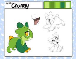 New Wyngling - Charmy by Li0nless