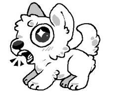 F2U Puppy Base by Li0nless