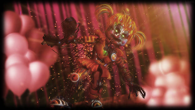 [FFPS] Scrap Baby's Show! by JullyVIX