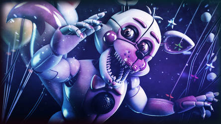 [FNaFSL] Funtime Foxy's Show! by JullyVIX