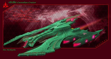 rIvSo Cruiser by DonMeiklejohn