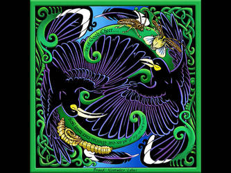Wairua of the Huia by RavensLore
