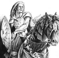 Paladin by RavensLore