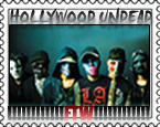 Hollywood Undead Stamp by ErosxBreaksx