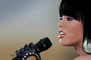 Rihanna by AstridT