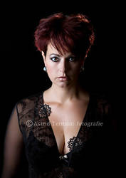 red hair by AstridT