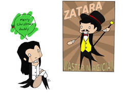 I have a lot of Zatanna feelings by King-of-Losers