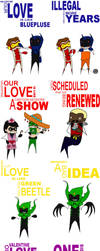 Young Justice: The cancelled Valentines by King-of-Losers