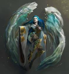 water wings by Emiroth