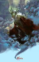Hades version 2 by Emiroth