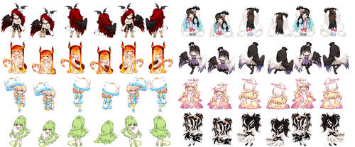 Gaia OTA Adoptables Batch 13 [CLOSED] by fuzzy73921