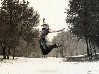 I can fly by digitalunderwears