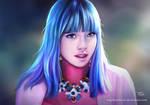 Lisa (Black Pink) Fanart by TinyTruc