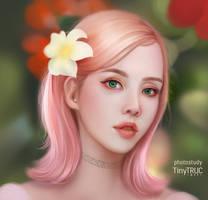 Pony Makeup Portrait by TinyTruc