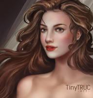 Portrait by TinyTruc