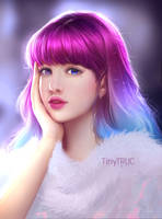 Dreamy Girl by TinyTruc