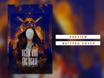 Bella And The Beast   Wattpad Cover by SugarRush19