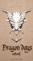 Dragon days artbook by skitalets