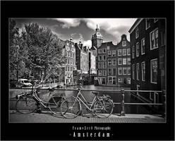 Amsterdam Postcard by FrameZer0