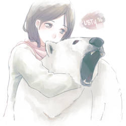 Polar Doodle by Listy85