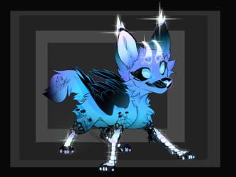 Sparkling Crystal by DreyKun