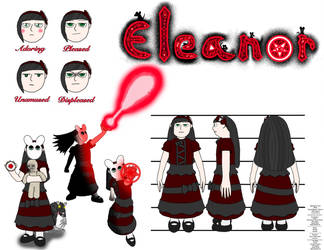Reference Sheet (Eleanor) by TheProphet191