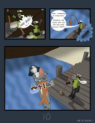 Comic Page 10 (End of Volume 1) by TheProphet191