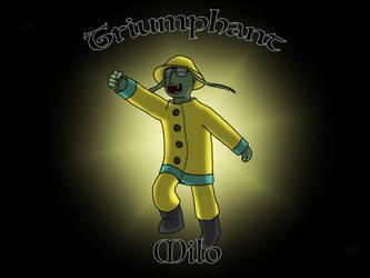 Triumphant Milo by TheProphet191