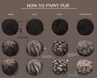 Fur Tutorial! by CherishArt