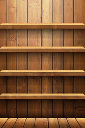 iPhone Wooden Background by ncrow