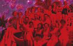 Blister Atoll Beach Club by fleetofgypsies