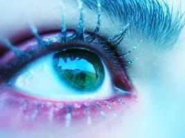The eye of J by Zzaarr