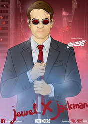 Matt Murdock by jewel-X