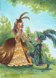 Queen Alexandra's birdwing by NeliaViola
