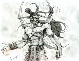 Demoniqu3 by DemonVlad