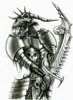 Ashbringer by DemonVlad