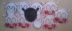 Blind Sheep by rek607
