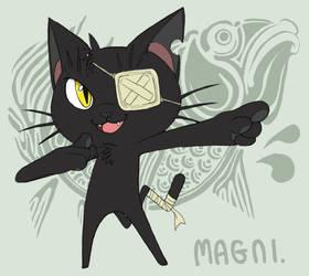 Mag-ni ID 02 by mag-ni