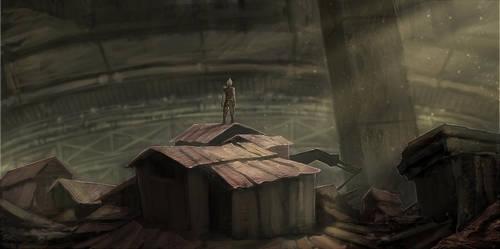 GA-HQ Art Contest - Final Fantasy VII by mrNepa