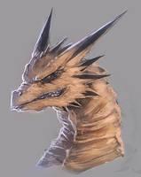 Dragon Head by mrNepa